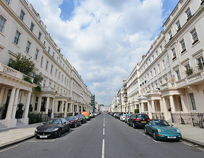 Revealed: the UK's most expensive streets where you can buy a home...