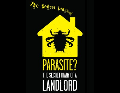 Book review of 'Parasite - The Secret Diary of a Landlord'