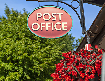 Agency stamps its identity on community by buying its Post Office