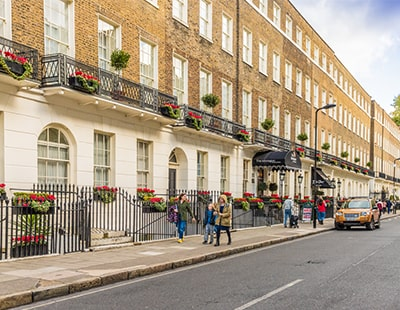 Transactions tumble but glimmer of hope in prime London market