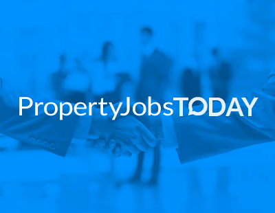 Property Jobs Today - this week's movers and shakers in the industry
