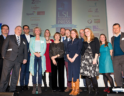 Property Press Awards success for EAT editor Graham Norwood