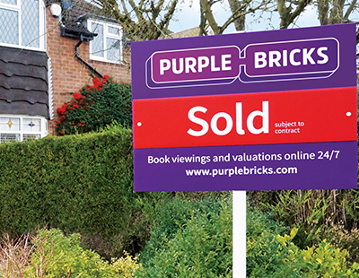 Purplebricks sells 83 per cent of the homes it lists, agency chief says