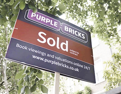 New Purplebricks adverts - full service without the commission