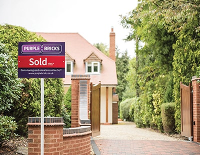Purplebricks says traditional agents sell only 50% of homes they market