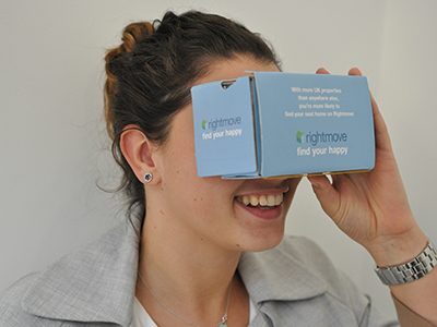 Rightmove trials VR as another agency launches virtual viewings