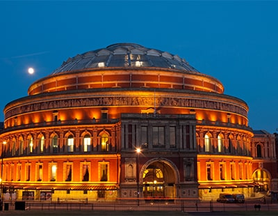 Diversify or die - now an agent is selling a box in the Royal Albert Hall