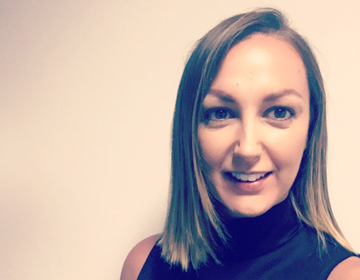 Sarah Neate, Design and Marketing Manager