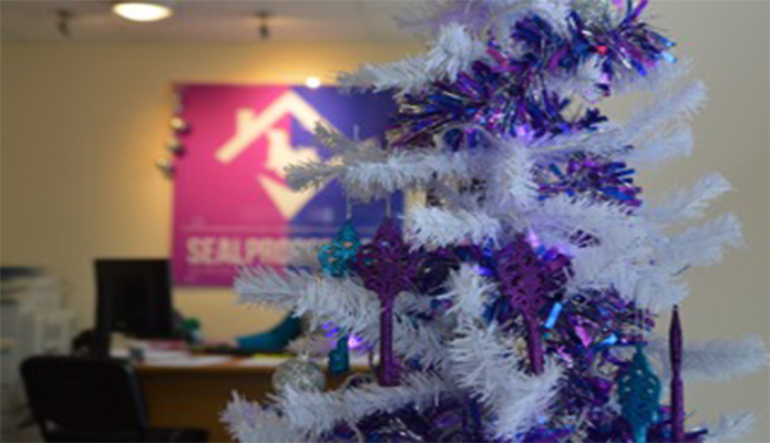 Your Festive Offices - three more agencies featured today...