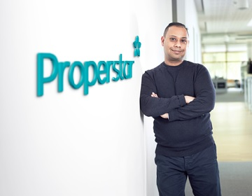 60 Second Interview: Shameem Golamy, Managing Director of Properstar