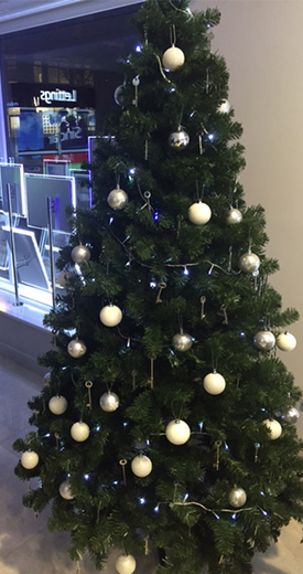 Jumper to it! The latest Christmas office photos are here...