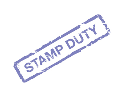 Stamp duty receipts plummet £317m over the past year