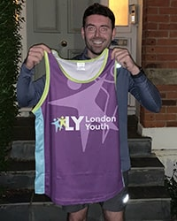 Agents Do Charity - and good luck to Marathon runners this weekend…