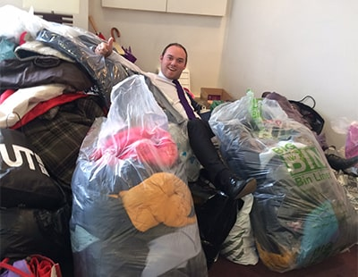 Why you should donate your unwanted coats to charity this winter