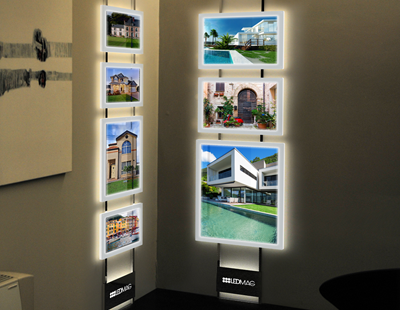 Read All About It – smart ways to display your brochures and print