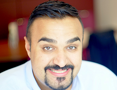 Awais Ahmad - Founder and CEO of Hystreet