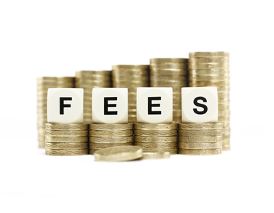 If your fees are justified, you shouldn't be afraid to publicise them