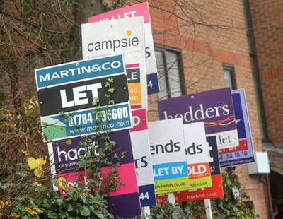 Estate agents accused of ignoring voluntary ban on boards