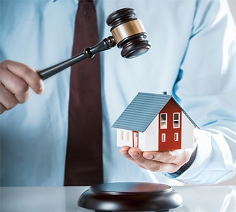 Auction service claims agents swinging in its favour