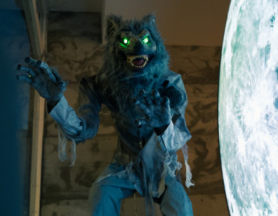 Werewolf runs rampant in London agency branch