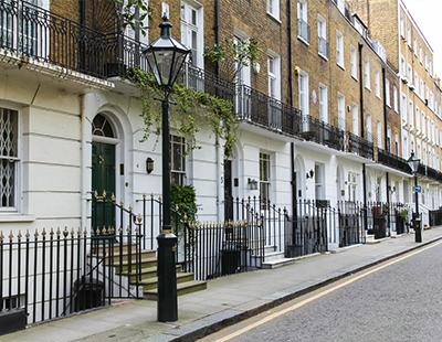 Prime London market shows sign of returning at last