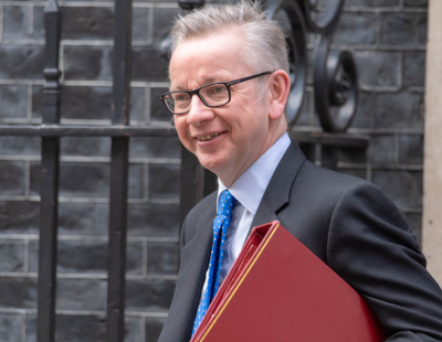 By jove, Gove is off at full steam ahead!