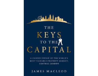 Book Review: The Keys To The Capital by James Macleod