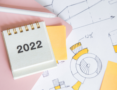 We're Off! First 2022 market forecast by major estate agency