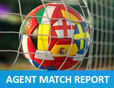 EUROS: Heartache and tears - our Agent's Report