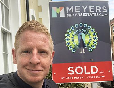 Thom Hudson, photographer at Meyers Estate Agents