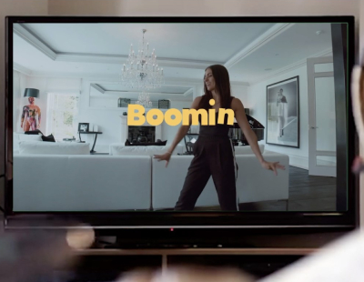 Boomin pledges 'highly memorable' TV ads as launch date nears
