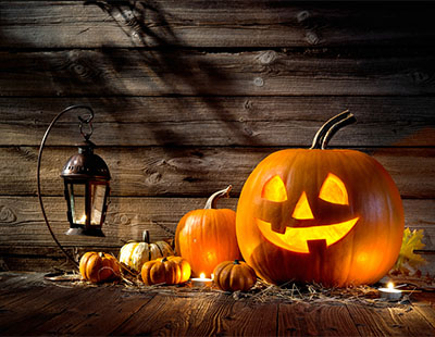 It's a scream! Another agency gets into the Halloween spirit