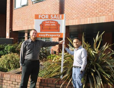 New easyProperty franchise lands in Luton, home of easyJet