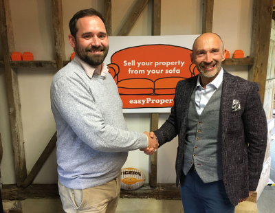 Sir Stelios backs easyProperty agent with no property experience