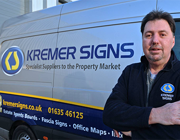Steve Gosney, Kremer Signs MD