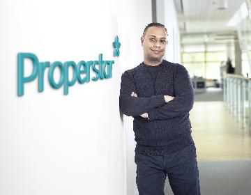 60 Second Interview: Shameem Golamy, Managing Director of Properstar