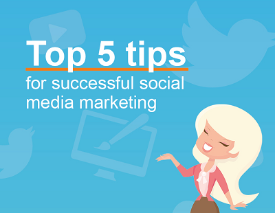 Top 5 tips for successful estate agent social media management