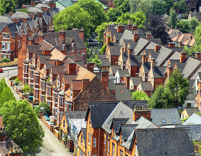 Home ownership has halved for young families in parts of the UK